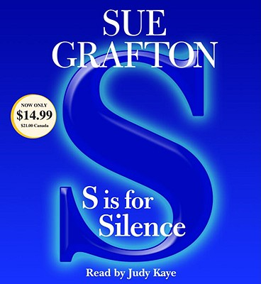 S Is for Silence By Grafton, Sue/ Kaye, Judy (NRT)